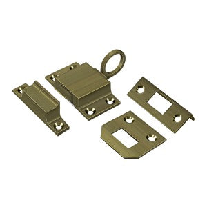 Deltana TC80 Transom Catch - Solid Brass