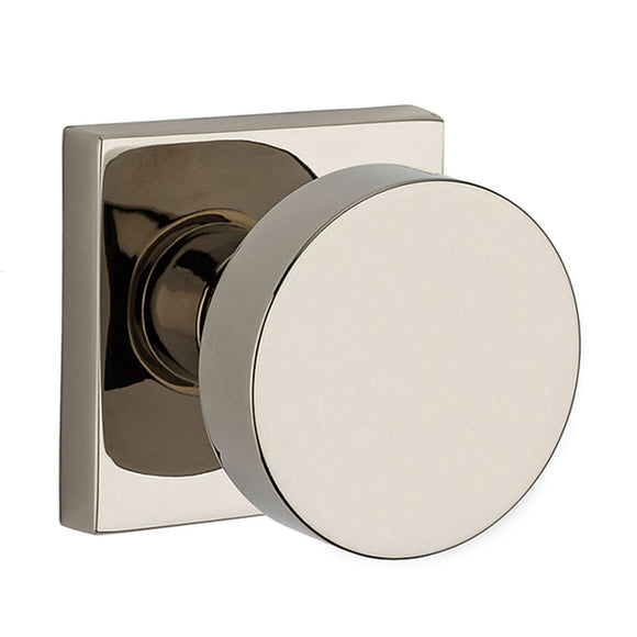 Baldwin Contemporary Knob Set - Passage