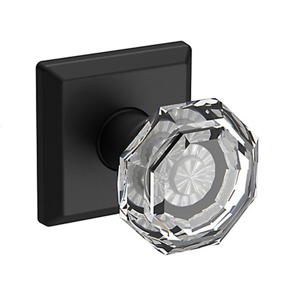 Baldwin Crystal Knob Set - Dummy