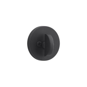 Baldwin Contemporary Round Deadbolt - Patio