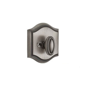 Baldwin Traditional Arch Deadbolt - Patio