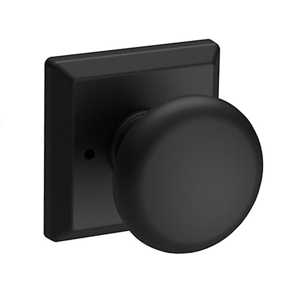 Baldwin Round Knob Set - Privacy