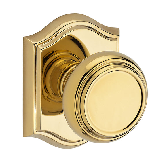 Baldwin Traditional Knob Set - Passage