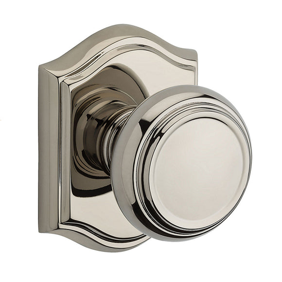 Baldwin Traditional Knob Set - Privacy