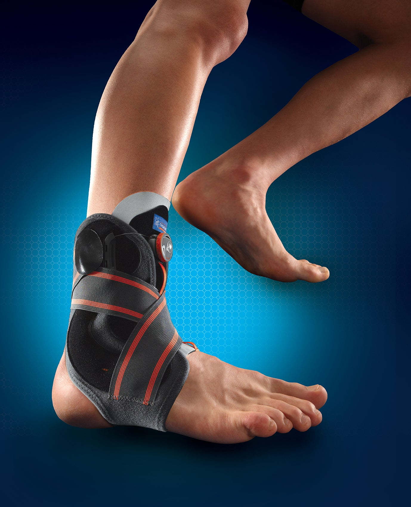Thuasne Sport Stabilising Ankle Brace with BOA® closure system