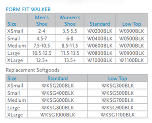 Ossur Formfit® CAM Walker (Moon Boot)