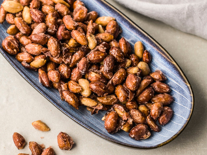 New York's Famous Honey-Roasted Nuts, At Home
