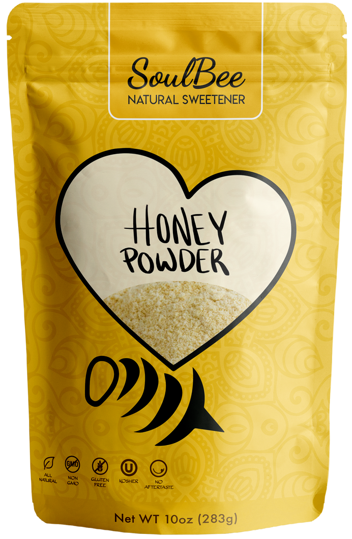 HONEY POWDER 10 oz - SoulBee