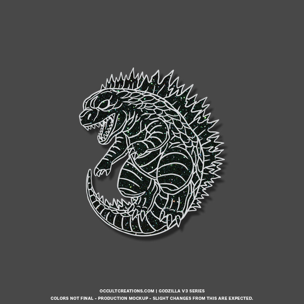 Godzilla Color Edition