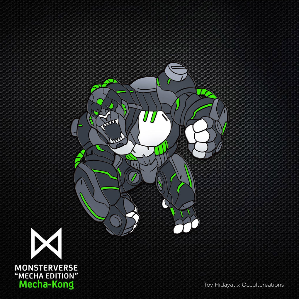 Monsterverse - Mecha Edition - Occultcreations