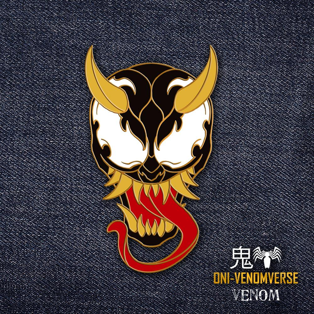ONI Venomverse Pin series - Occultcreations