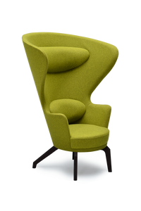 Green High Back Kona Wingchair