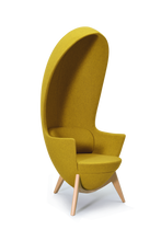 Yellow Yuko Armchair