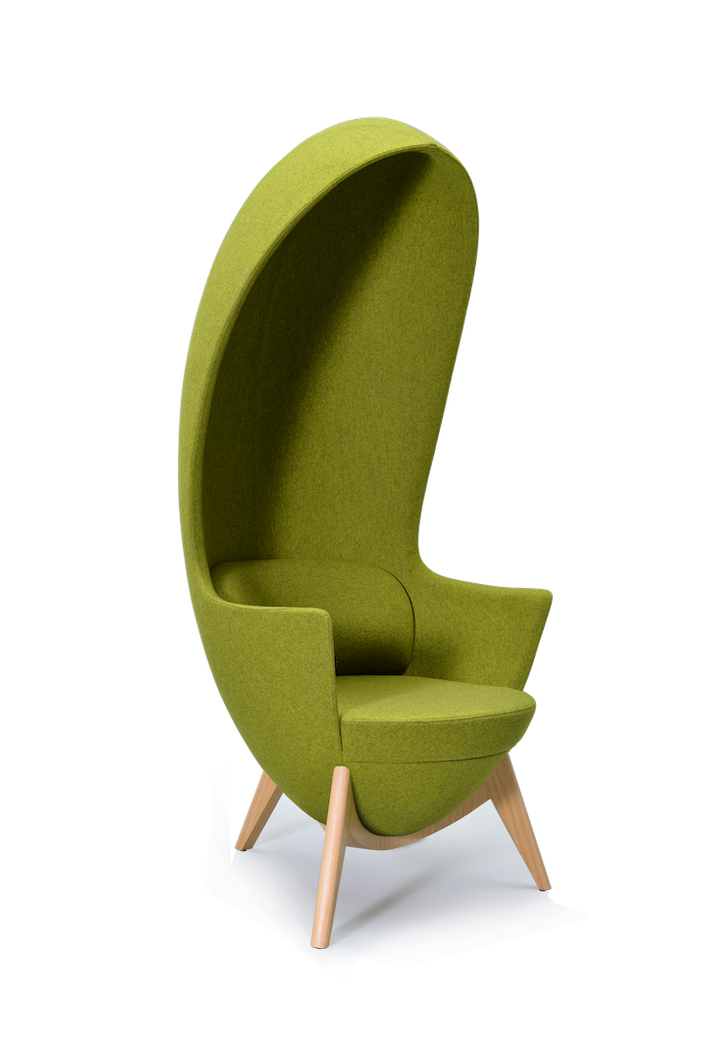 Green Yuko Armchair