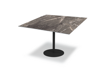Small Slim Table - Ceramic Tabletop with Color and Leg Options