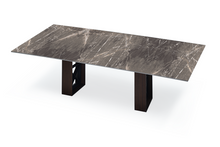Slim Table Ceramic Tabletop with Size and Leg Options