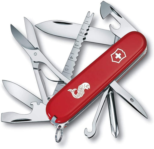 Victorinox VIC-1.4733.72 Fisherman Red 91mm Old Number 53541