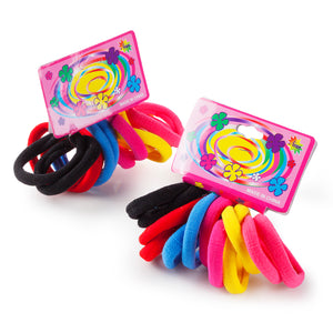 Western Star Mult-Color Scrunchies (12)