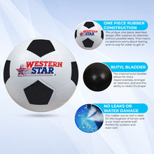 Load image into Gallery viewer, Rubber Soccer Ball Wholesale