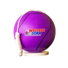 Load image into Gallery viewer, Western Star Tetherball with Rope for Kids Full Size - Premium Line