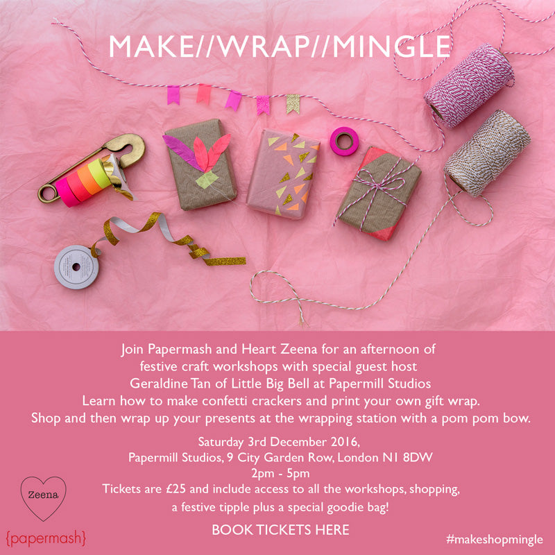 Make wrap mingle