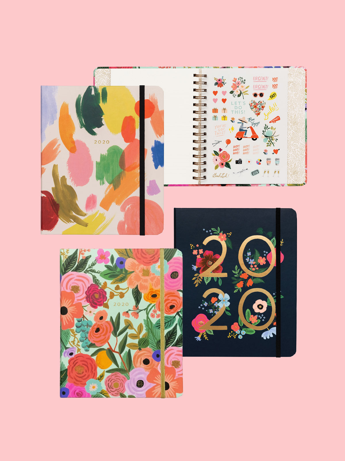 Rifle Paper Co 2020 planners