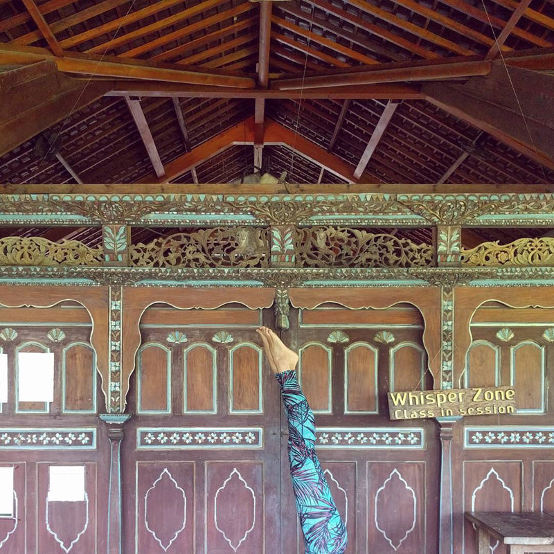 The Yoga Barn Bali