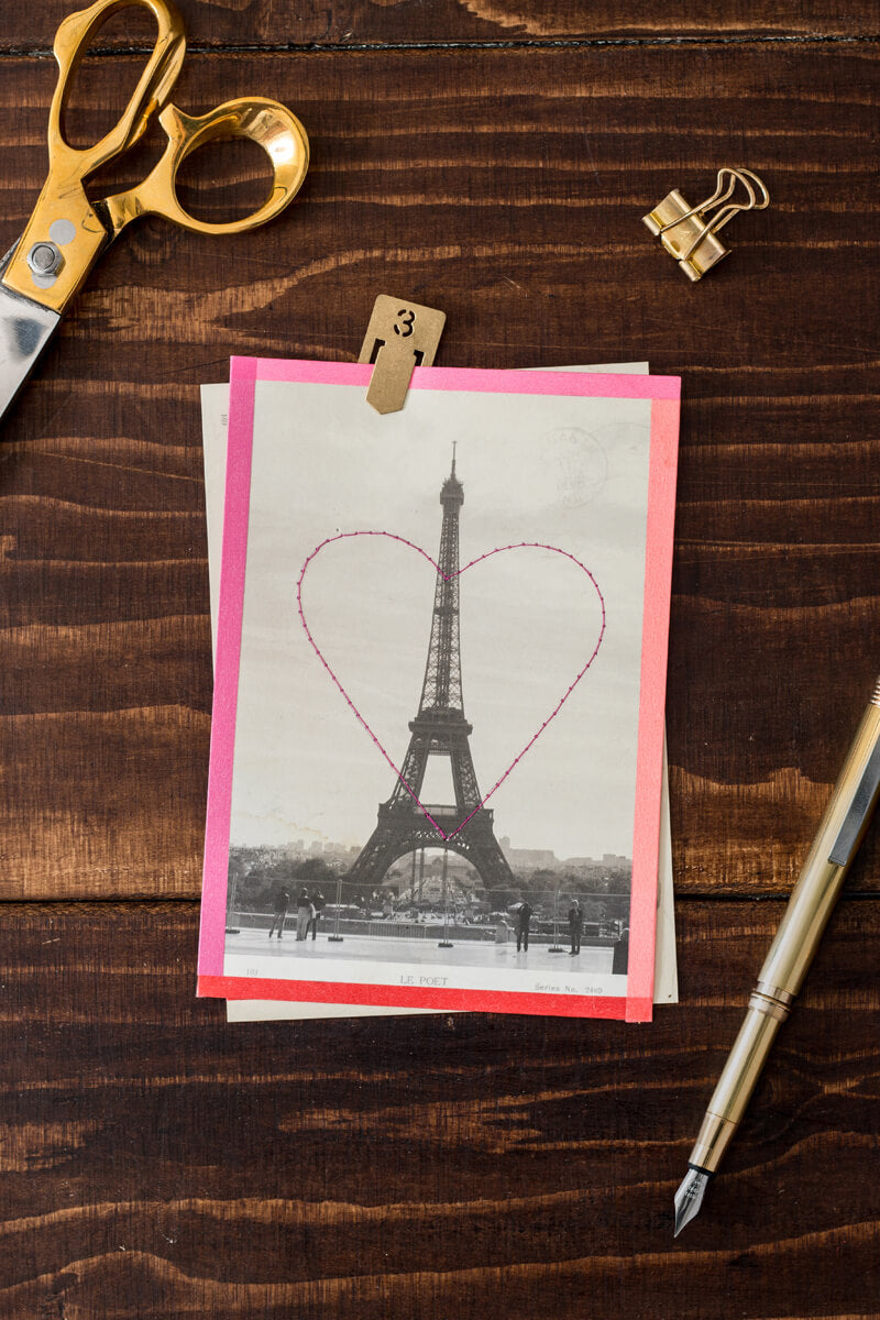 Valentines postcards