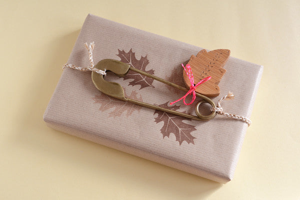 Autumn gift wrap 2