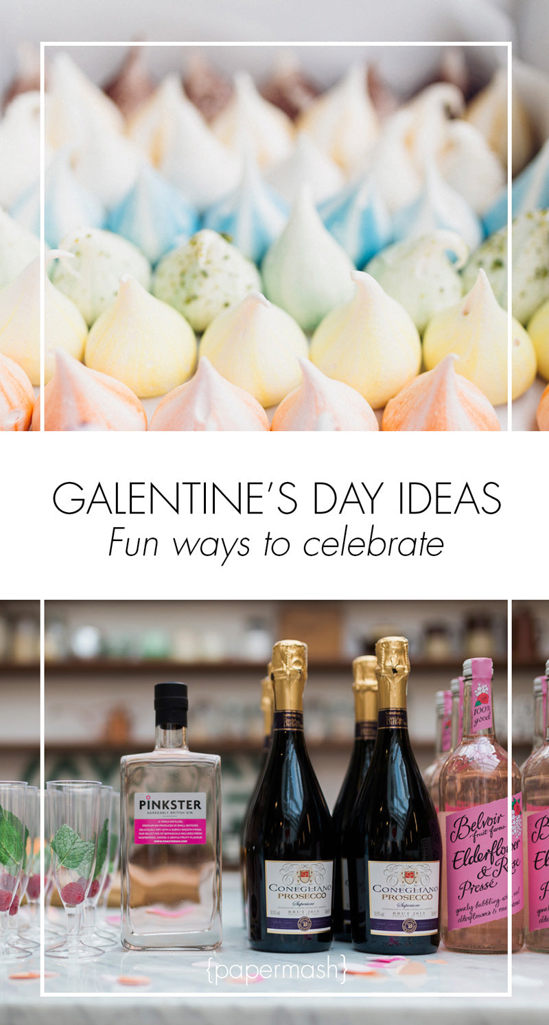 Galentine's Day ideas
