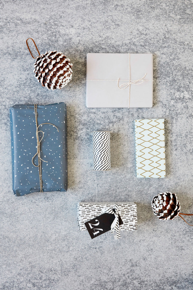 House Doctor gift wrap