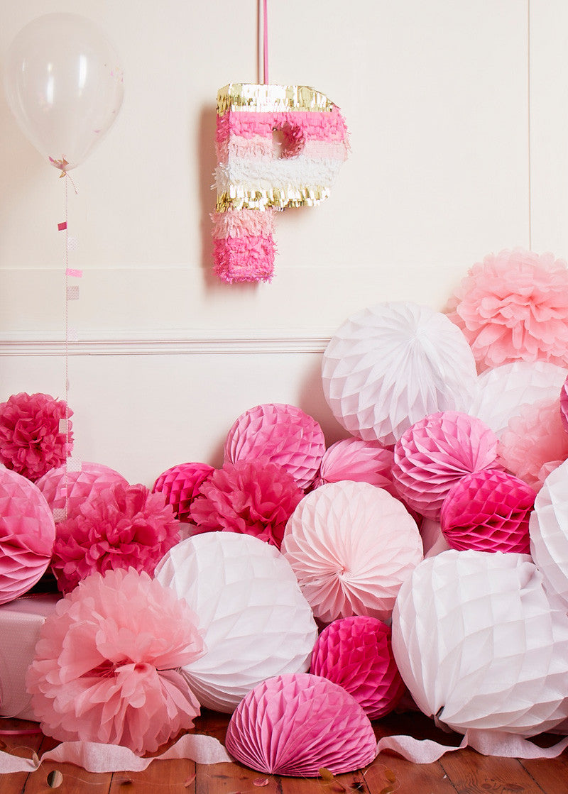 pink pinata party ideas