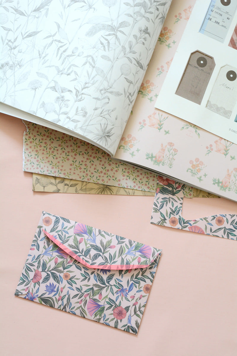 pretty envelope