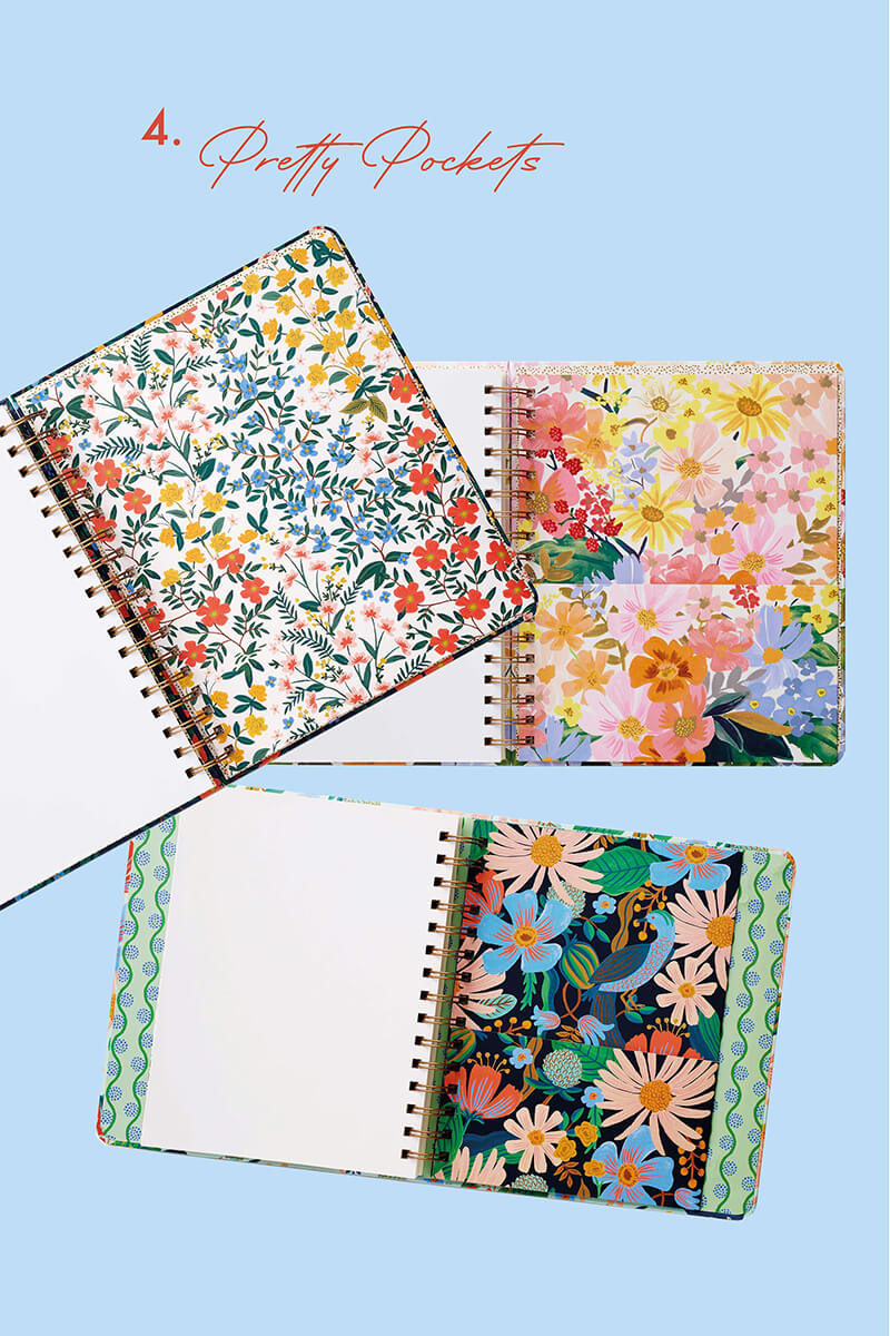 Rifle Paper Co planners 2022