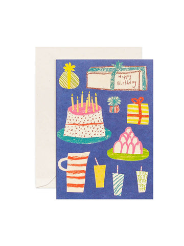 Hadley Paper Goods birthday party card