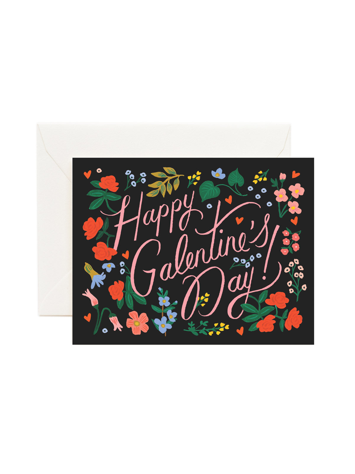 Rifle Paper Co Happy Galentine's Day card