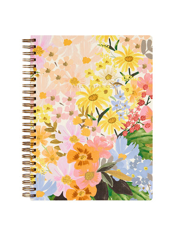 Rifle Paper Co Marguerite spiral notebook