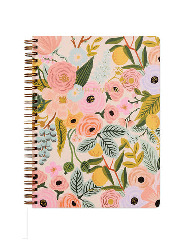 Rifle Paper Co garden party spiral notebook
