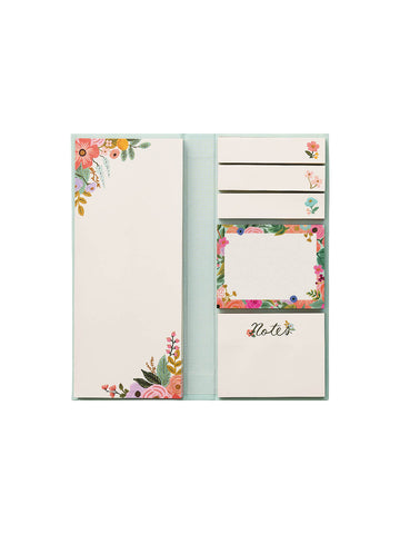 Rifle Paper Co garden party sticky notes