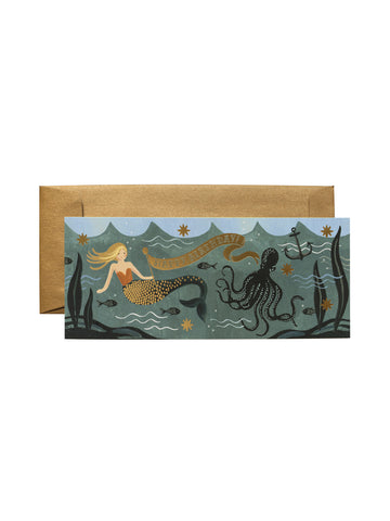 Rifle Paper Co under the sea birthday card