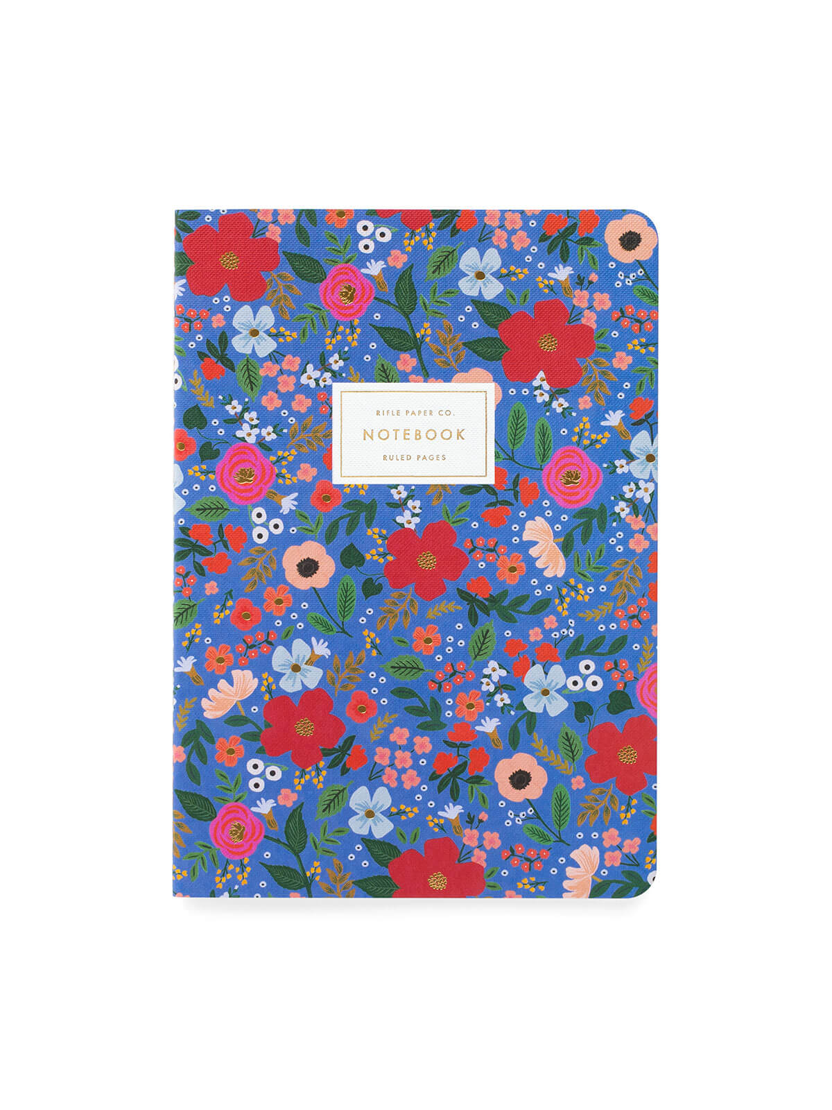 Wild rose notebooks Rifle Paper CO