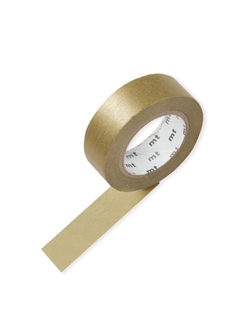 gold washi tape MT