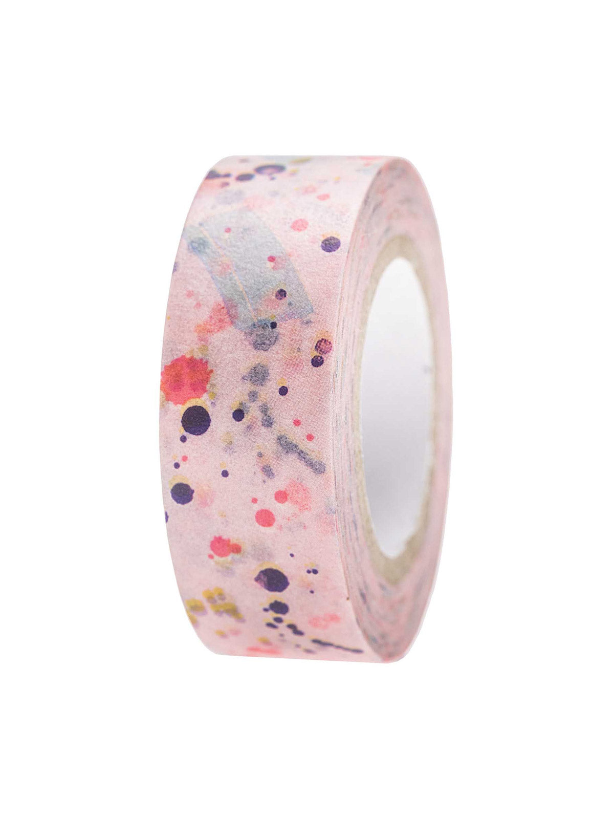 graphic spotted washi tape