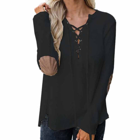 Womens Long Sleeve Loose Hooded Cardigan Knitted Sweater Jumper Tops