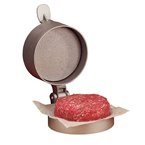 "Weston Burger Hamburger Press (07-0301), Makes 4 1/2"" Patties, 1/4lb to 3/4lb"