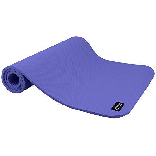 Empower Extra-Thick Comfort Fitness Mat - Waffle Pattern