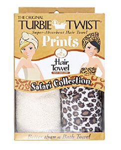 Turbie Twist Turbie Twist Microfiber Hair Towel 2 pk