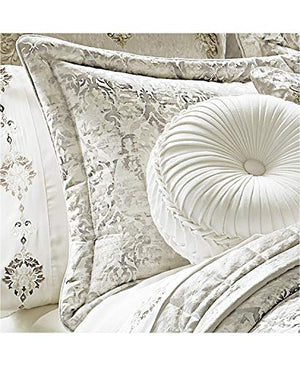 J Queen New York, Inc. Dream Comforter Set Ivory King