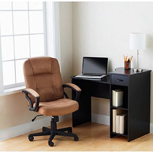 Mainstays Student Desk, Black