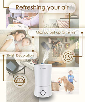 HUMERE Ultrasonic Cool Mist Humidifiers HM-920